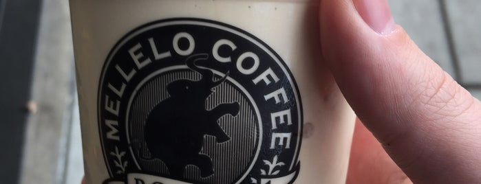 Mellelo Coffee Roasters is one of cafes 2.
