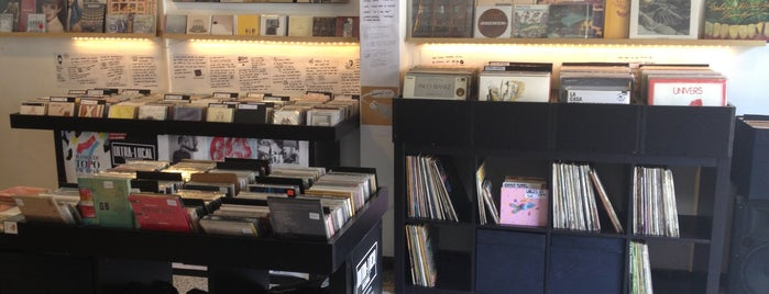Ultra-Local Records is one of BCN 16.