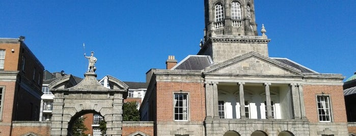 Dublin Castle is one of Ireland to-do.