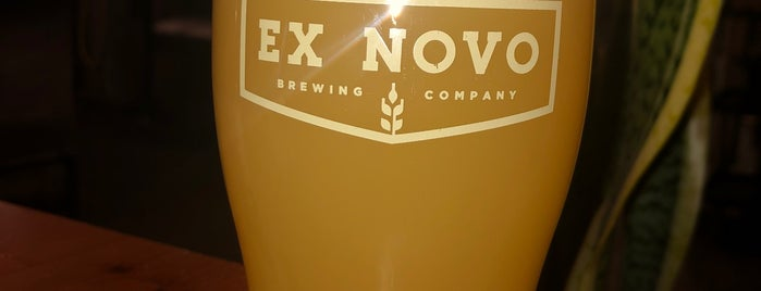 Ex Novo Brewing is one of Dan's Liked Places.