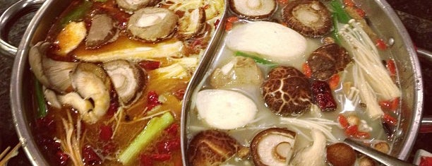 Little Sheep Mongolian Hot Pot is one of Guide to San Diego's best spots.