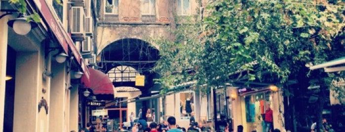 Kahveci Mustafa Amca Jean's is one of İstanbul'daki Salaş Mekanlar.