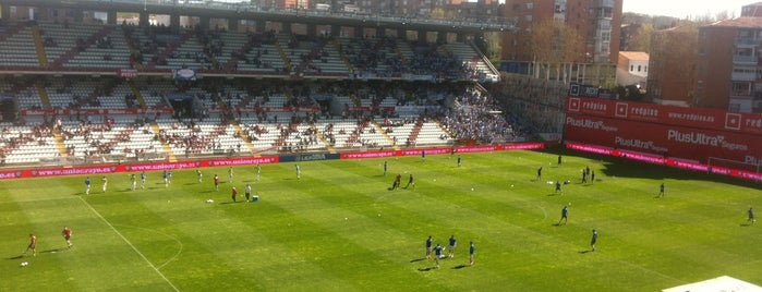 Estadio de Vallecas is one of 2013-14 La Liga Stadium.