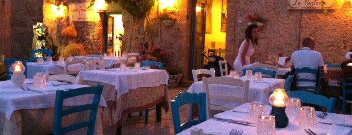 Taverna La Cialoma is one of Girellando qua e la'.