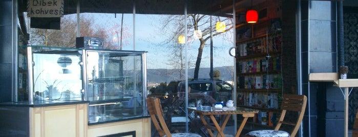 Muaf Kitap Kafe is one of Lieux qui ont plu à Barış ☀️.