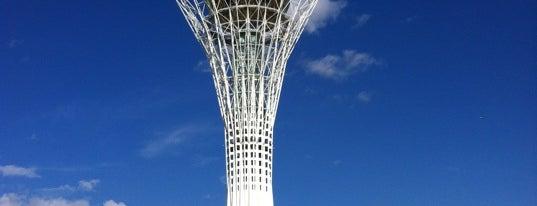 Cities of Kazakhstan