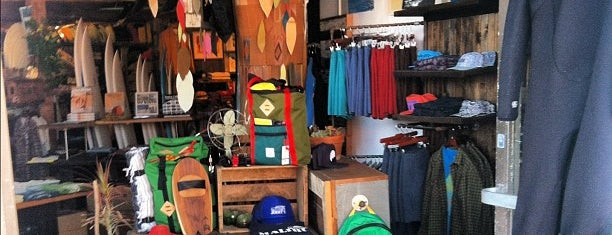 Mollusk Surf Shop is one of Los Angeles.