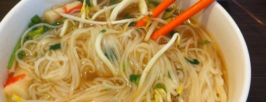 Mango's Noodle House is one of To try: N. Dallas, Addison, Plano.