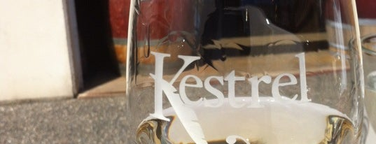 Kestrel Winery Tasting Room is one of Locais curtidos por Kari.