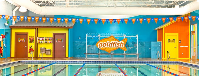 Goldfish Swim School - Needham is one of Sanjeev'in Beğendiği Mekanlar.
