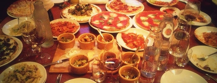 Otto Enoteca Pizzeria is one of nyc eats.
