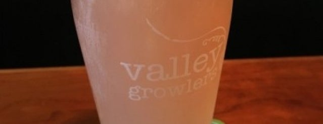 Valley Growlers is one of A State-by-State Guide to America's Top-Rated Bars.
