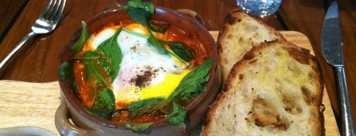 Balaboosta is one of NYC SoHo Favorites and recs.