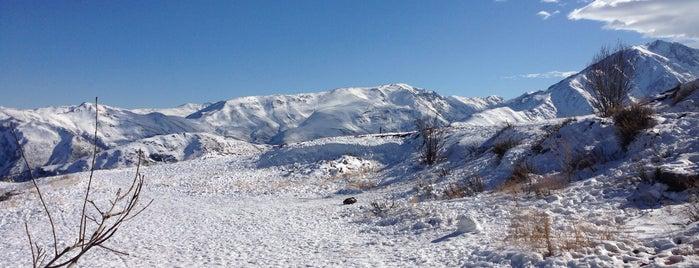 Centro de Ski Farellones is one of Chile.
