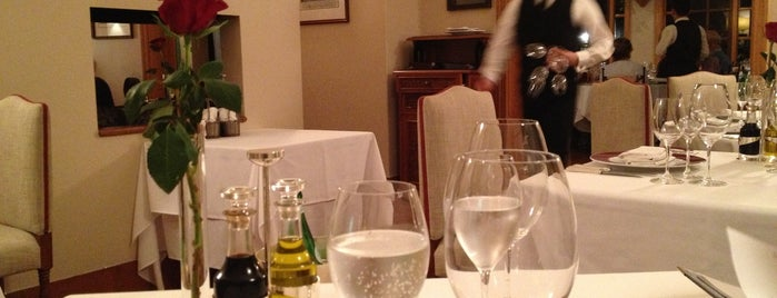 Perugino Restaurant is one of Perth.