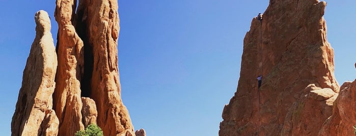 Garden of the Gods is one of Colorado's To-Conquer.