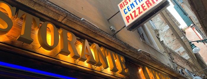 """Ristorante """"Centrale"""" is one of Lugares favoritos de Iara."""