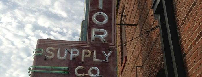 Motor Supply Co. Bistro is one of Cox Wedding - May 25, 2014 | #gocox.