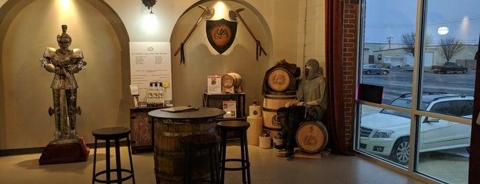 Dragon Distillery is one of Posti salvati di Rachel.