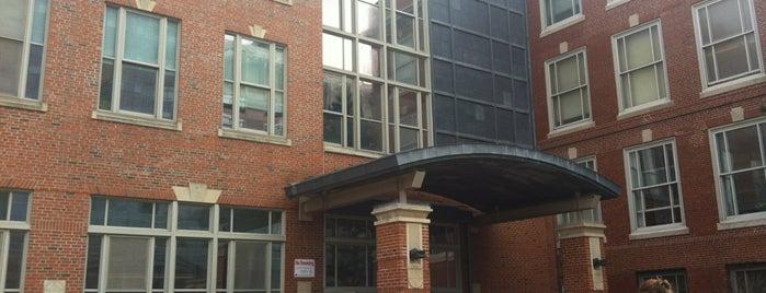 ボストン・ラテン・スクール is one of Boston.