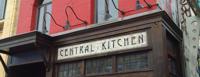 Central Kitchen is one of Bars and Restaurants in Boston.