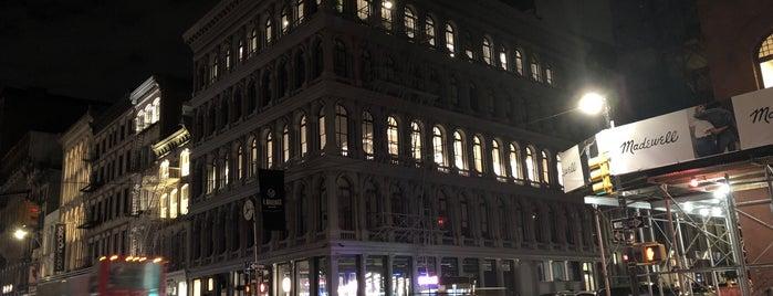 Haughwout Building is one of Week NYC.