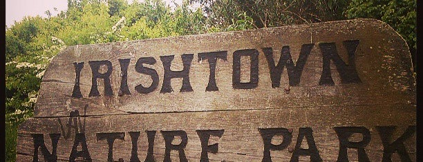 Irishtown Nature Park is one of Dublin.