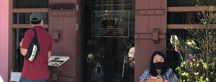 Torry's Ice Cream Boutique is one of Phucket & SG.