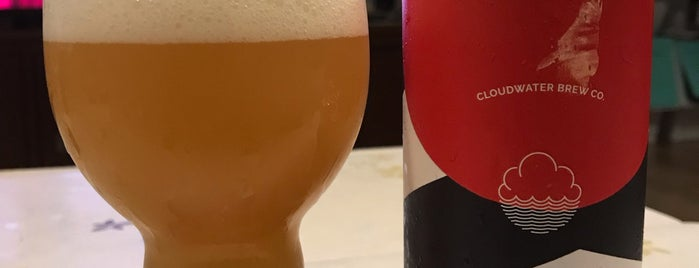 Cloudwater Brew Co. is one of Best Brewers in the World 2018.
