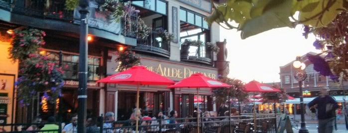 Aulde Dubliner is one of Tempat yang Disukai Adina.