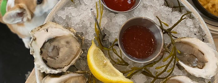 Mermaid Oyster Bar is one of Lieux sauvegardés par Mike.