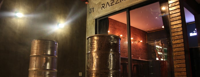 Razzmatazz is one of Henri's TOP Bars!.