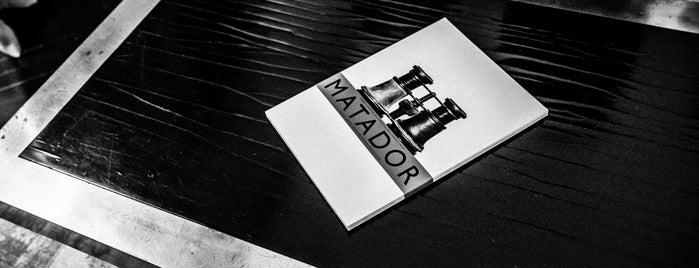 Club Matador is one of Madrid.