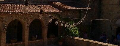 Castello di Amorosa is one of Cerda's 'cisco..