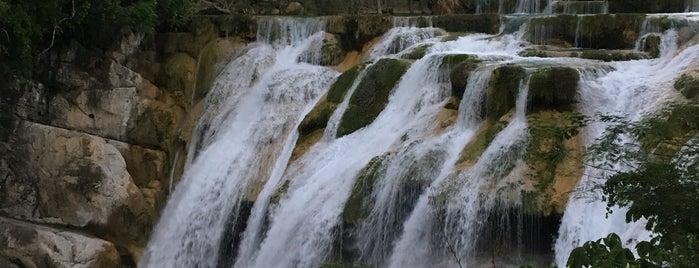 Cascada el Meco is one of Tempat yang Disukai Isa.