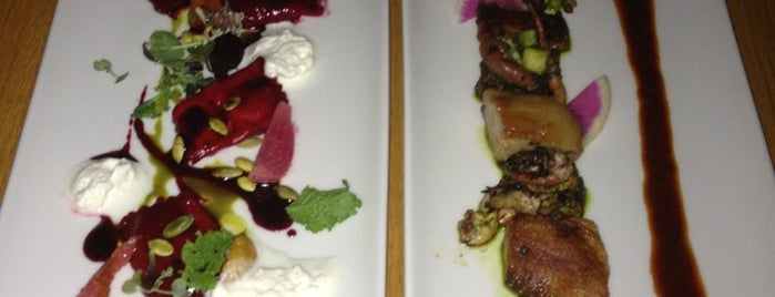 Oak is one of * Gr8 Fine Dining—Kurt's Upscale Faves In Dal!.