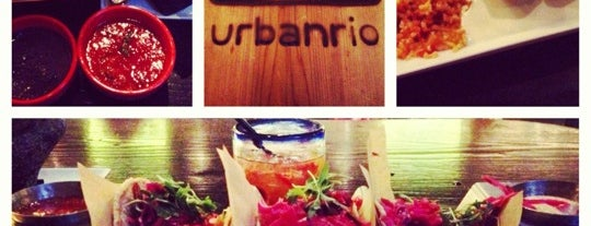Urban Rio Cantina & Grill is one of Locais curtidos por Walter.