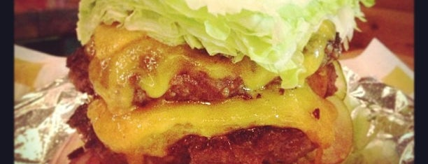 Stackhouse Burgers is one of * Gr8 Burgers—Juicy 1s In The Dallas/Ft Worth Area.