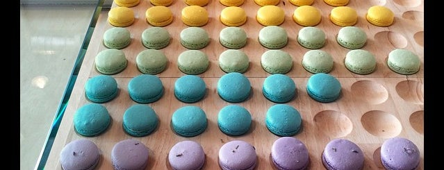 Joy Macarons is one of Dessert Please! Dallas Edition.