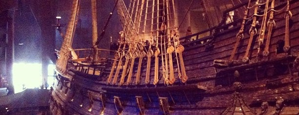 Vasa Museum is one of Orte, die Michael gefallen.