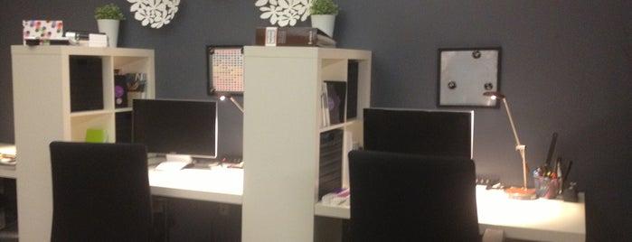 Design Works Studio @CoCoMSP Saint Paul is one of Locais salvos de Justin.