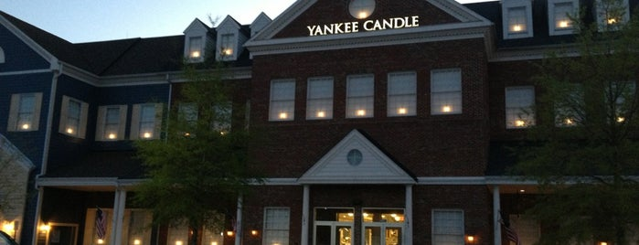 Yankee Candle is one of Best Of Virginia.