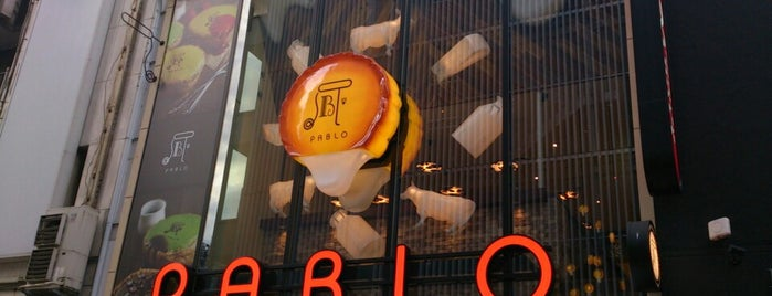 PABLO 道頓堀店 is one of Osaka.
