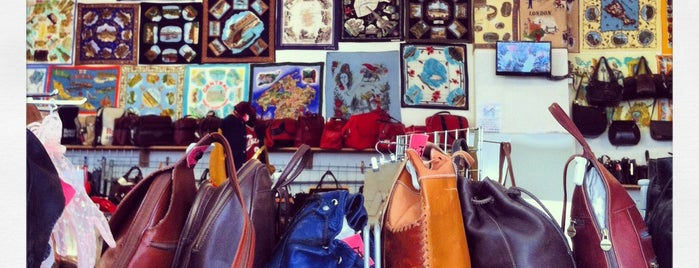 Absolute Vintage Boutique is one of London shopping.