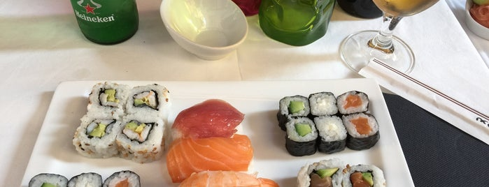 100% Sushis is one of Côte d'Azur.