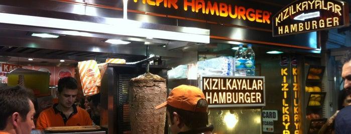 Kızılkayalar is one of Must-Visit ... Istanbul.