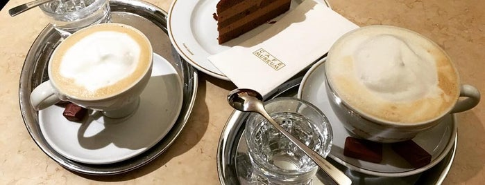 Café Museum is one of Food & Fun - Vienna, Graz & Salzburg.