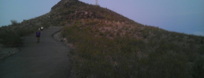 Hayden Butte Preserve & Leonard Monti Trail is one of Arizona.