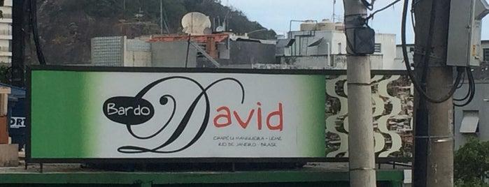 Bar do David is one of Para um dia de praia no Rio.