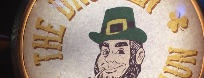 The Drunken  Leprechaun is one of Chuck : понравившиеся места.